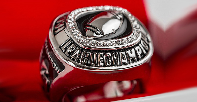 Fantasy Football Rings for League Champions 6