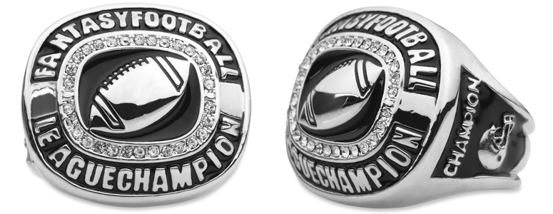 Fantasy Football Rings