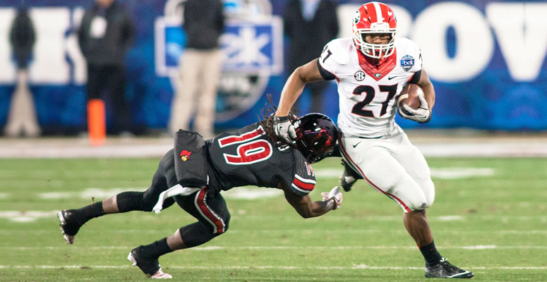 Nick Chubb NFL Draft