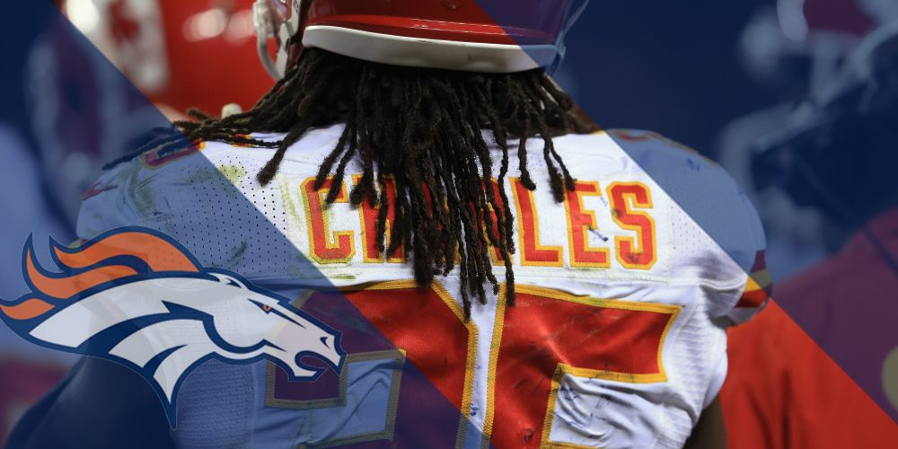 Jamaal Charles Fantasy Value 2017 with the Denver Broncos 5