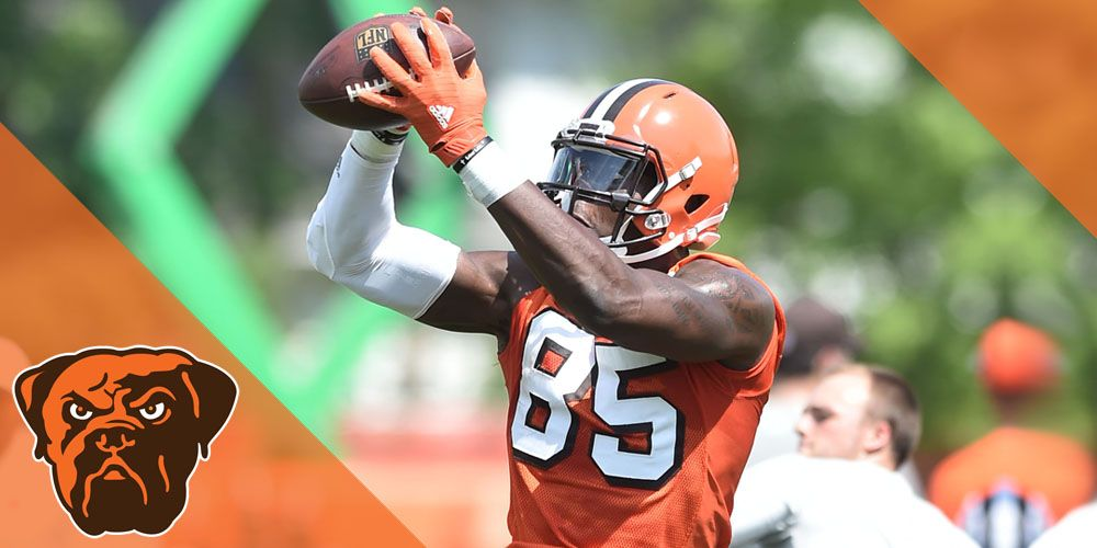 David Njoku Fantasy Outlook 2017 15