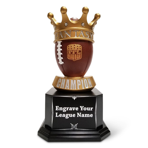 Fantasy Football Trophy Ideas