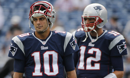 The Impact of Patriots Power Struggle and Jimmy Garoppolo Trade 6