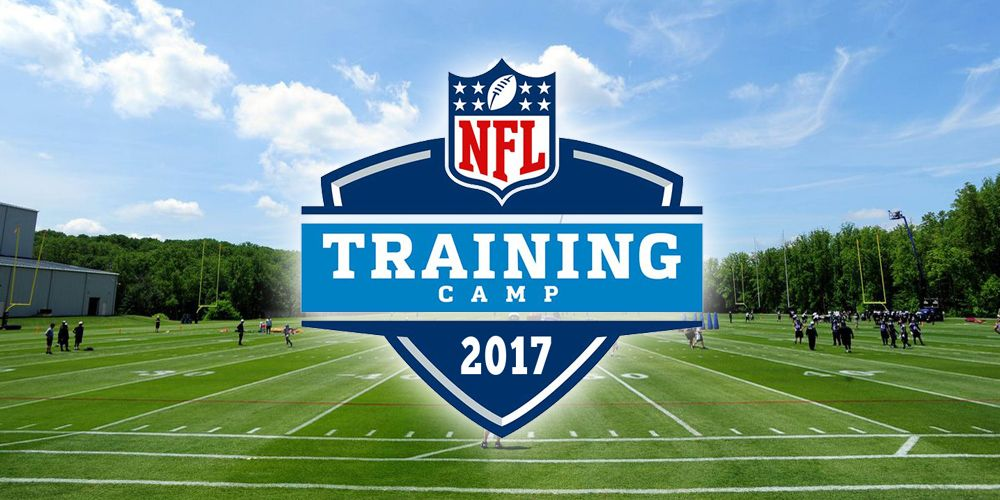 NFL Training Camp 2017