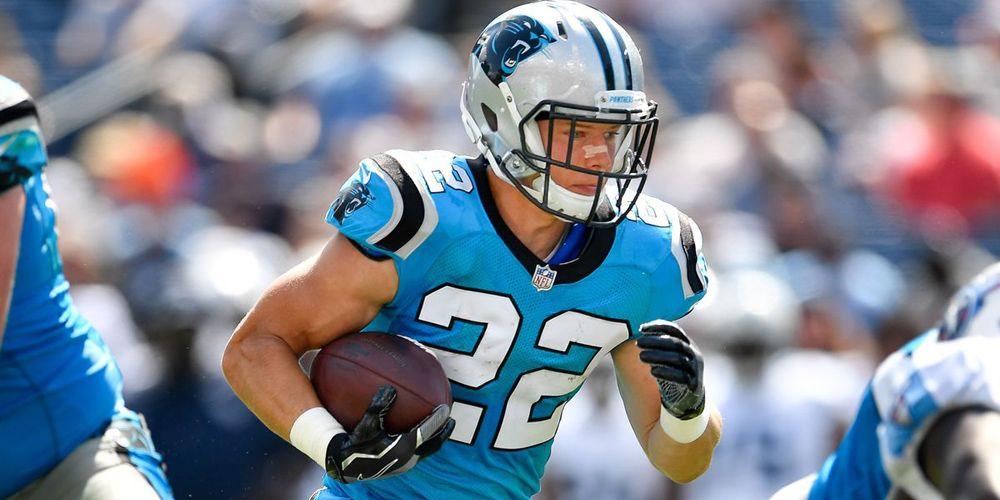 Christian McCaffrey Fantasy Football
