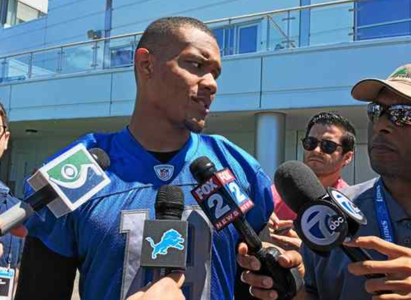 Kenny Golladay lions