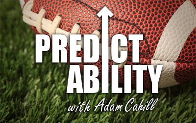 Fantasy Football Predict-Ability: Week Four Elite Weeks 7