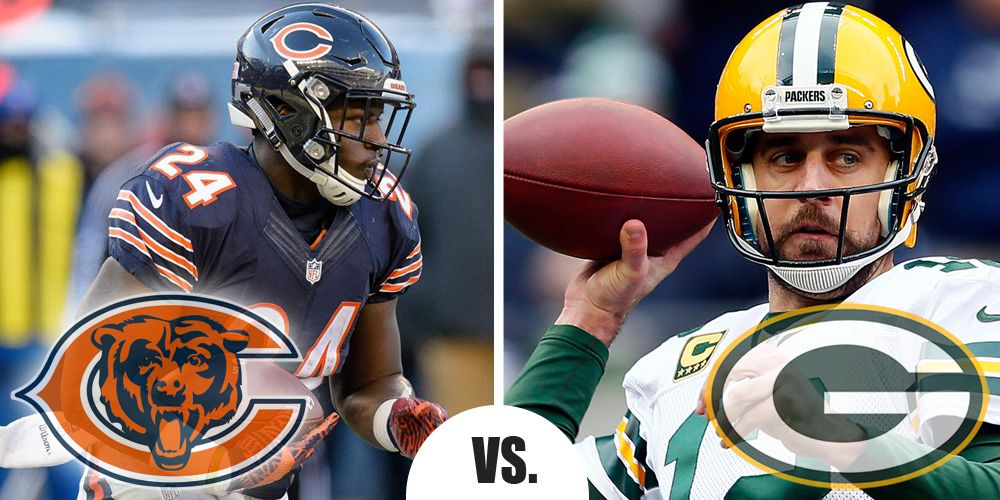 Thursday Night Football Preview: Chicago at Green Bay 14
