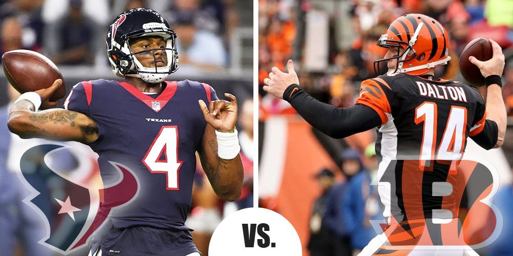 Thursday Night Football Preview: Houston vs. Cincinnati 16