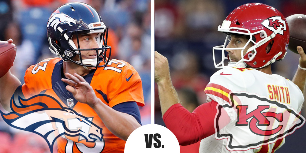 Monday Night Football Primer Broncos at Chiefs 17