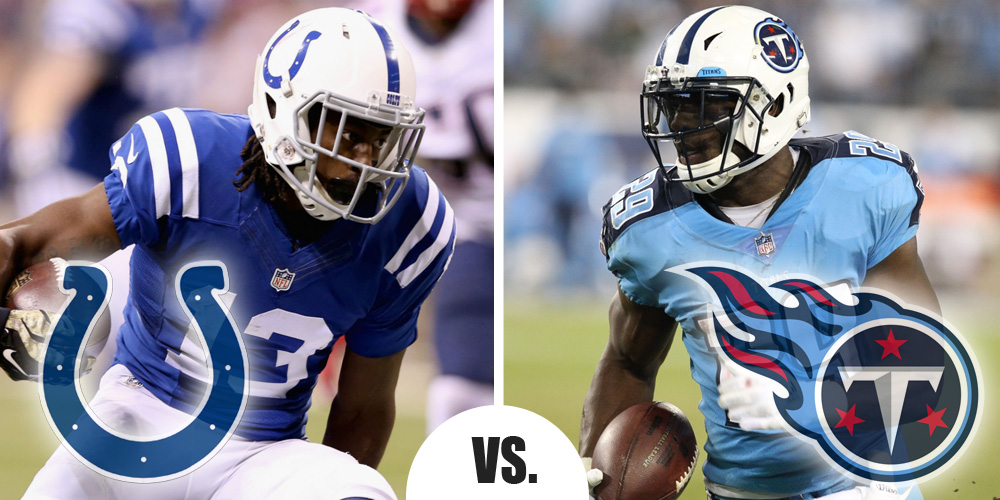 Monday Night Football Primer Colts at Titans 21