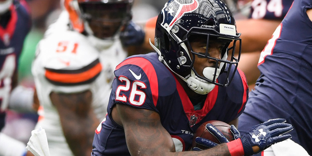 Fantasy Impact: Duke Johnson to the Texans 7