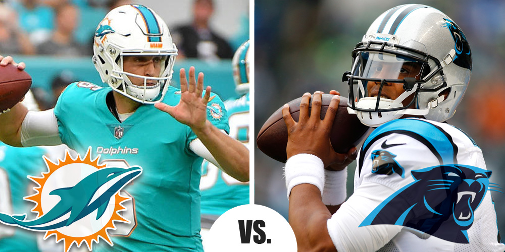 Monday Night Football Primer Dolphins at Panthers 14