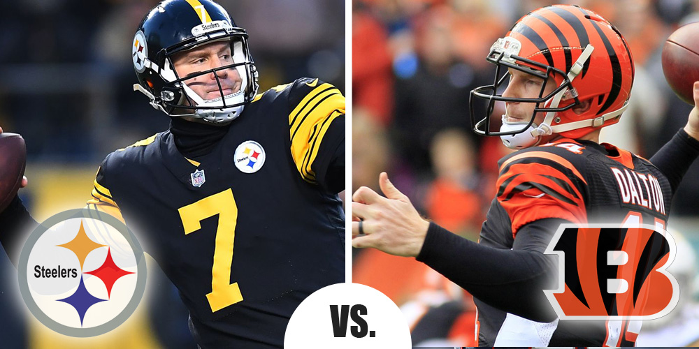 Monday Night Football Primer Steelers at Bengals 9