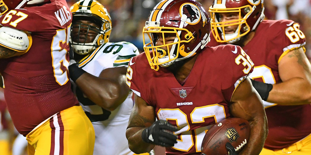 Samaje Perine Fantasy Value 2018: Risk vs. Reward 6