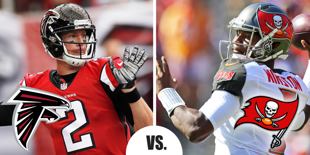 Monday Night Football Primer Falcons at Buccaneers