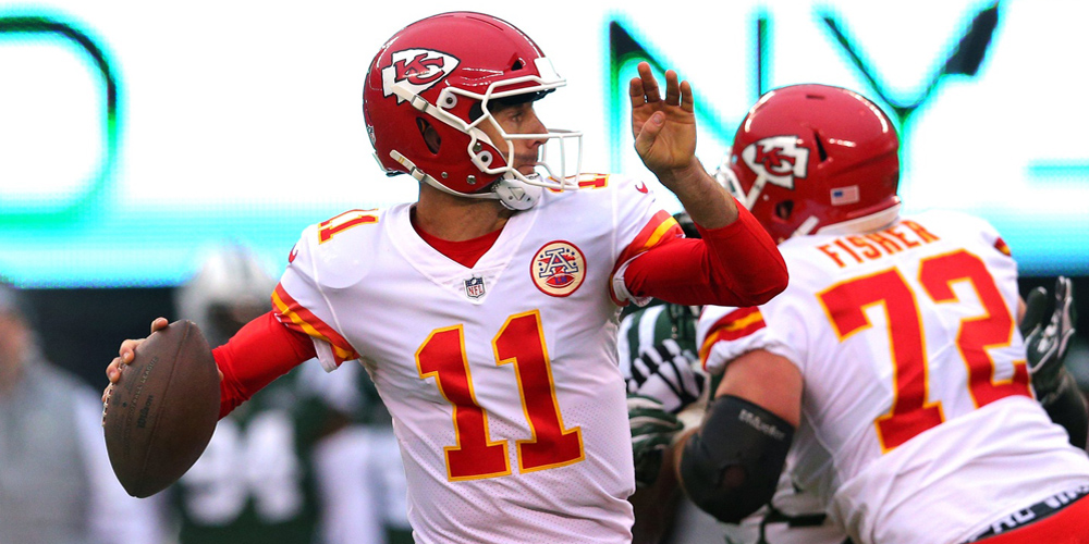 Alex Smith Traded To The Redskins, Was It Worth It? 14