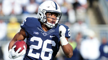 Saquon Barkley NFL Draft