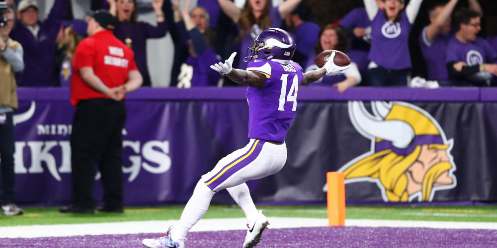 Stefon Diggs Catch