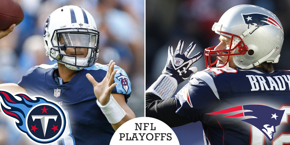 NFL Divisional Round Playoff Preview: Titans at Patriots 20