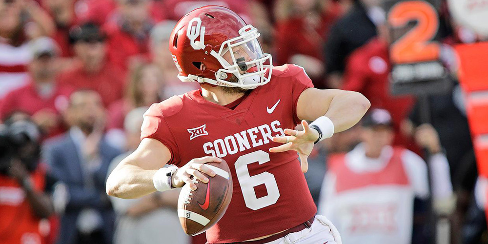 Baker Mayfield 1