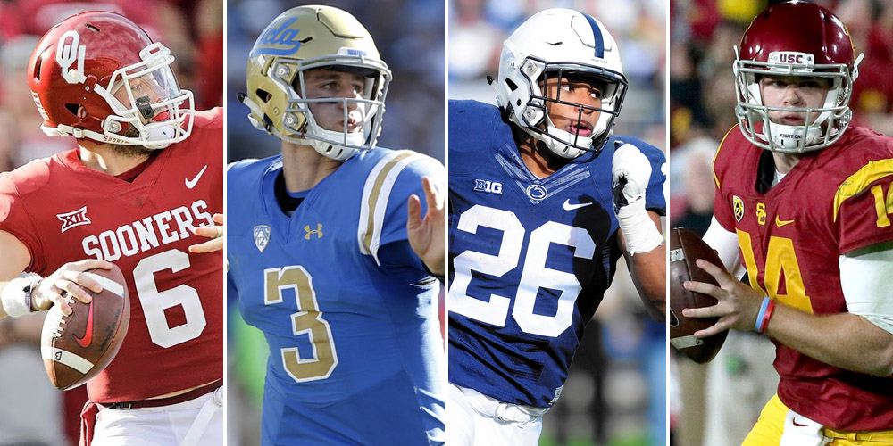 NFL Draft Mock 2018
