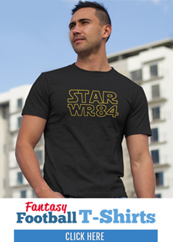 Star Wars Fantasy Football T-Shirts