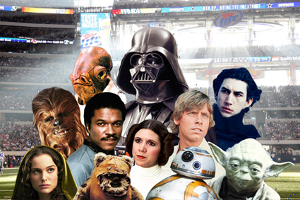 Star Wars Fantasy Football Team Names