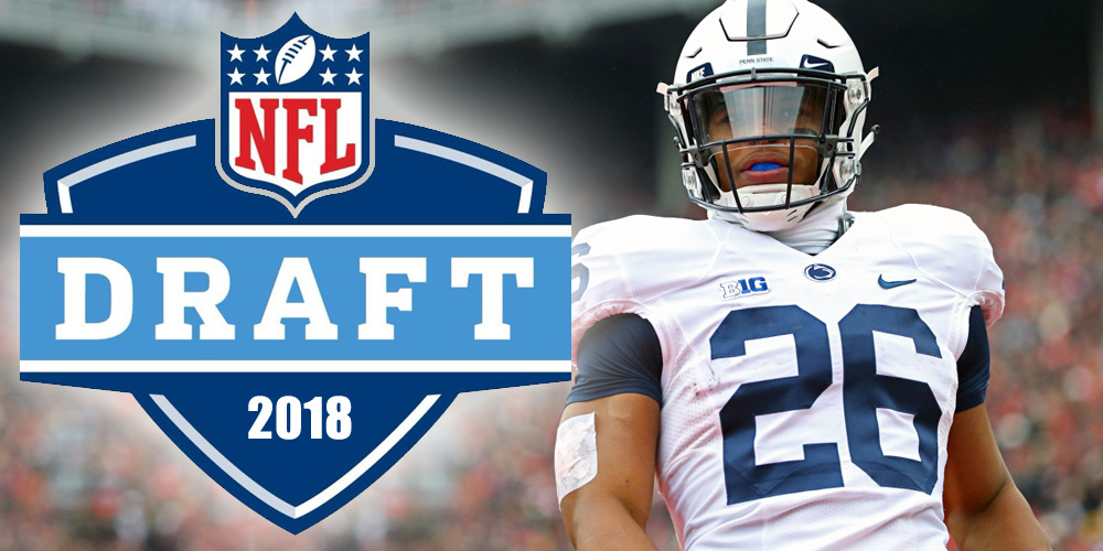 saquon barkley Draft