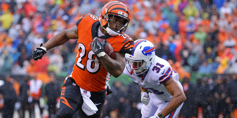 Joe Mixon Fantasy Outlook 2018: The Goal of Earning RB1 Respect