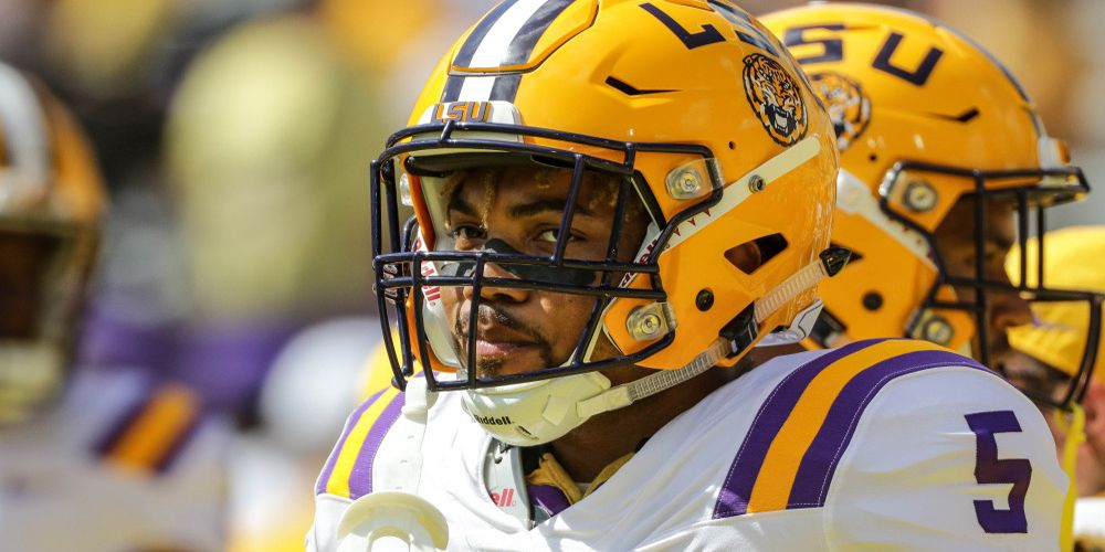 NFL Draft Profile RB Derrius Guice 6