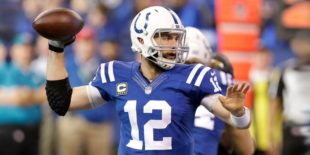 Andrew Luck Fantasy Outlook 2018: Bargain or Bust?
