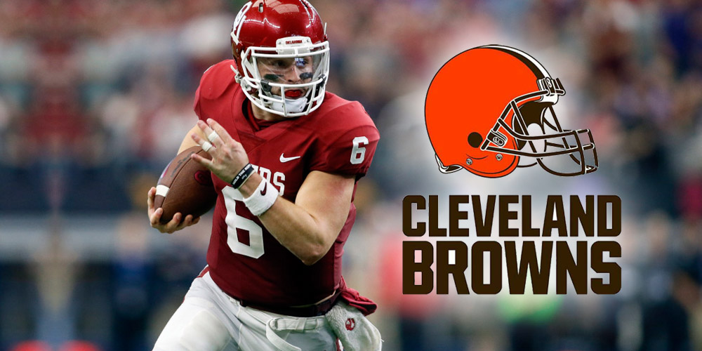 Baker Mayfield: The Right Choice for Cleveland