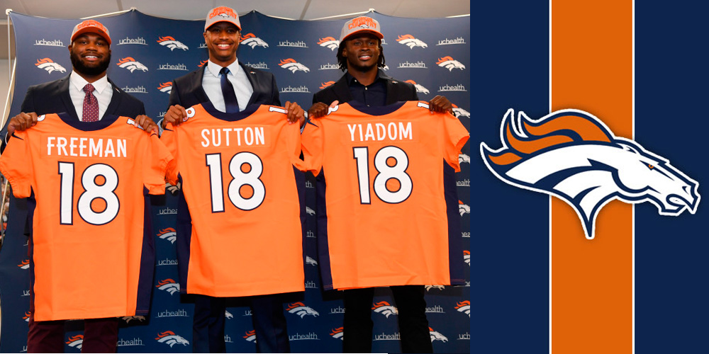 Denver Broncos 2018 Draft Breakdown and Fantasy Preview