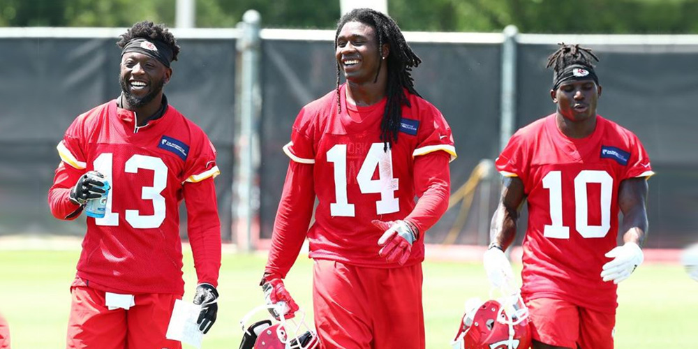 Sammy Watkins Fantasy Outlook 2018: Mid-Round Value or Benchwarmer?