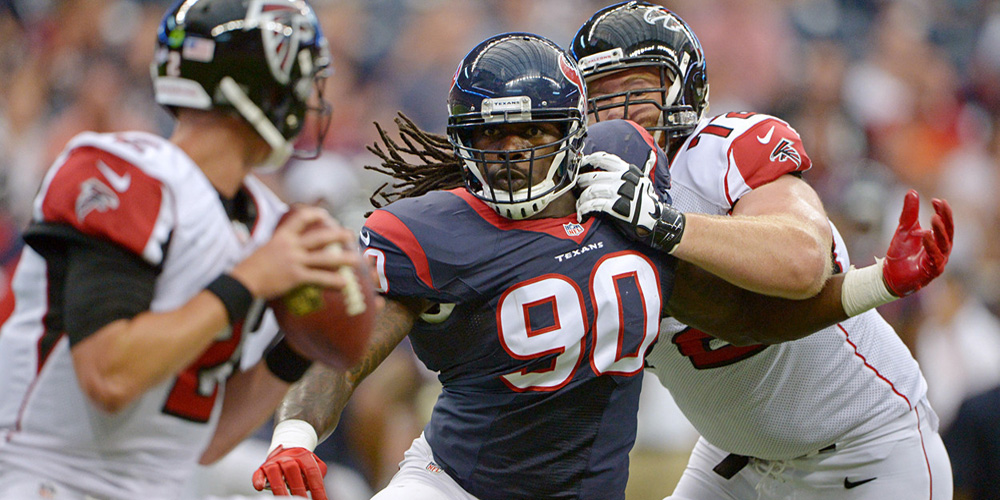 Jadeveon Clowney To Play Out Final Year Of Contract  0b8f886f2