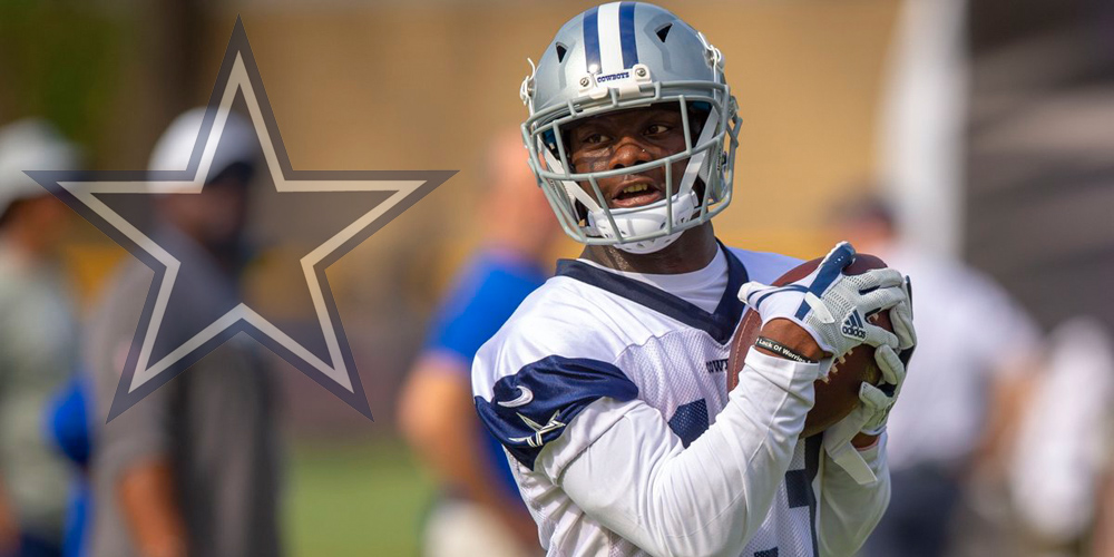 Cowboys Rumors: Rookie Michael Gallup Could Be WR1