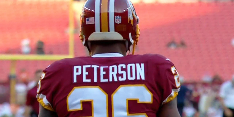 Redskins Rumors: Adrian Peterson to Get 15 to 16 Carries a Game?