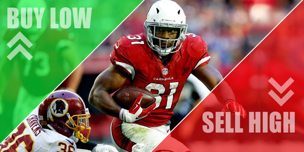 Fantasy Football Buy Low Sell High: Week 3