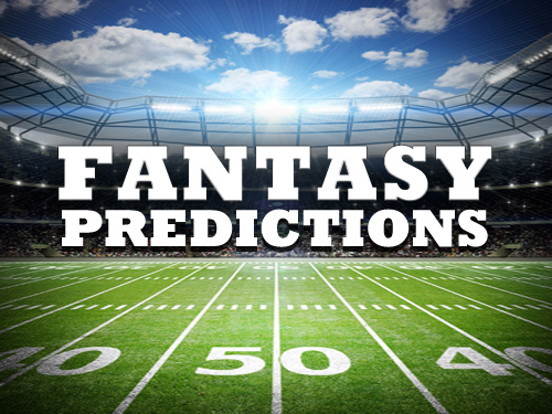 9 Bold Fantasy Football Predictions for Week Four 6
