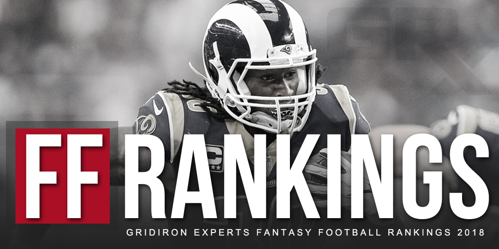 Fantasy Football Rankings Week 15
