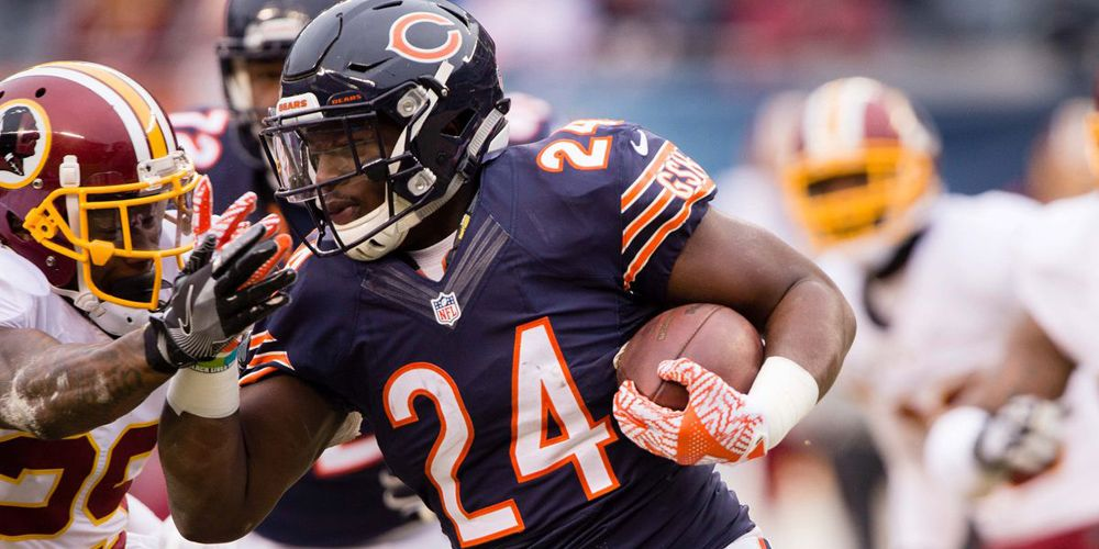 Jordan Howard Bears
