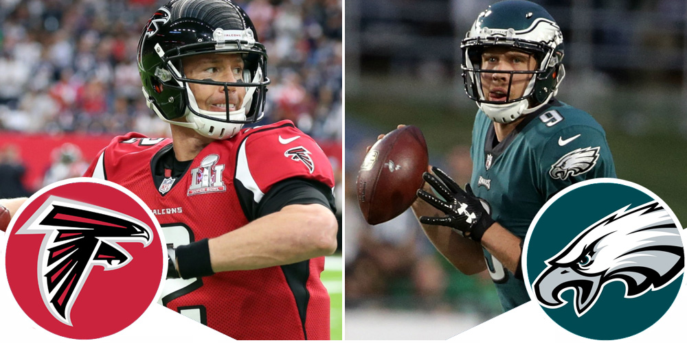 Thursday Night Football Preview: Falcons at Eagles 7