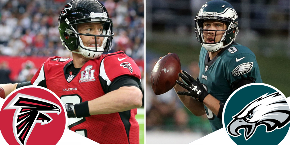 Thursday Night Football Preview: Falcons at Eagles 6