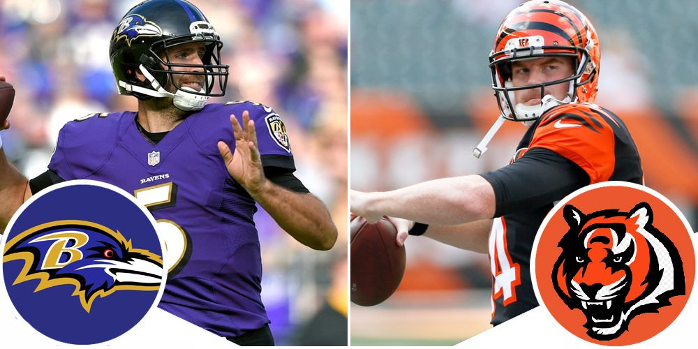 Thursday Night Football Preview: Ravens at Bengals
