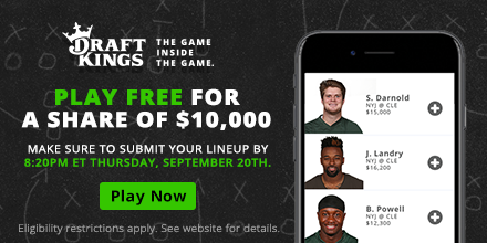 DraftKings Contest