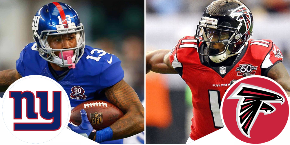 Monday Night Football Preview Giants At Falcons