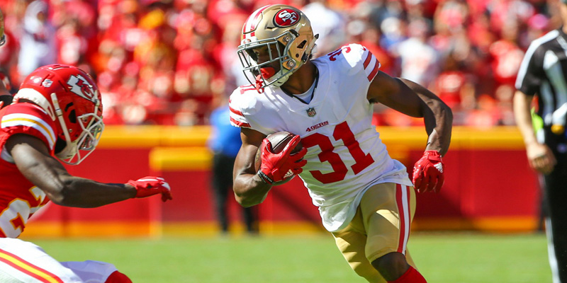 10 Fantasy Football Sleepers for Week Eight 48