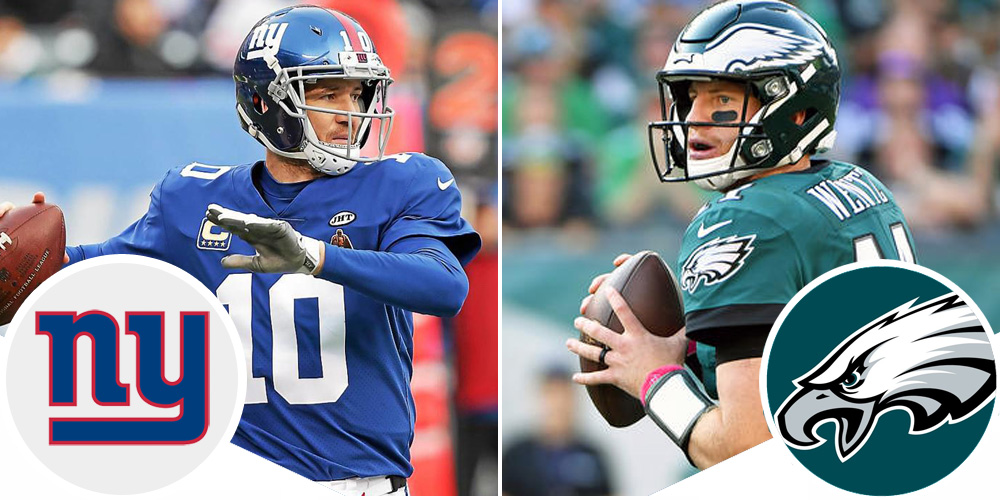 Thursday Night Football Preview: Eagles at Giants