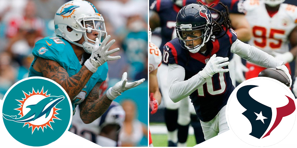 Thursday Night Football Preview: Dolphins at Texans 10